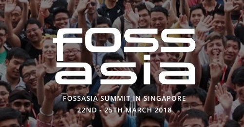 FOSSASIA Summit 2018