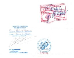 As Canada is a non-signatory, Canadian documents for use abroad must be certified twice: at the Canadian Ministry of Foreign Affairs and subsequently by the consulate of the receiving state (in this case, the Netherlands)