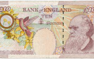 English 10 Pound Note