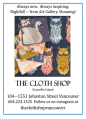 Ad: The Cloth Shop