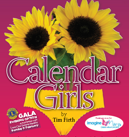 calendar girls 2014 flyer