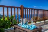 Aquamarine-Luxury Suite 5-Balcony-SEA VIEW-Pelion Hotel