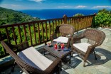 Azalea - Luxury Suite 6--Balcony-Pelion
