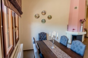 Azalea - Luxury Suite 6--DINNING PLACE-PELION