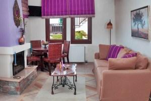 Coral-Suite 1- Living room- Pelion