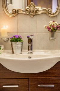 VIOLET - Suite 3- BATHROOM-Pelion