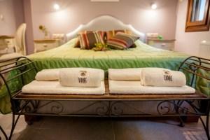 VIOLET -Suite 3- BEDROOM-Pelion Hotel