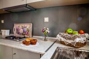 VIOLET -Suite 3- Kitchen-PELION