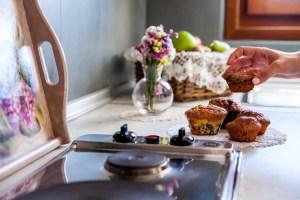 VIOLET -Suite 3- Breakfast-Pelion Hotel