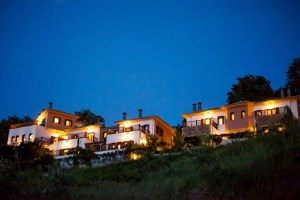 LIONS NINE HOTEL BY NIGHT-PELION