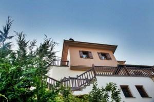 LIONS NINE -garden view-pelion hotel