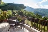 AQUAMARINE-SUITE 5-MPALKONI MOUNTAIN VIEW-PELION HOTEL