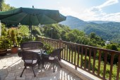 AQUAMARINE-SUITE 5-MPALKONI MOUNTAIN VIEW-PELION HOTEL