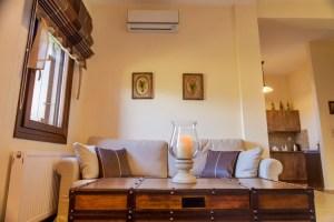 Brandy - Junior Suite 8-Sofa-double bed-xenodoxeio pelion