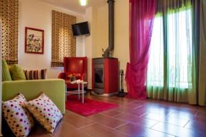 LIME STOUDIO 4-LIVING ROOM- PELION HOTEL