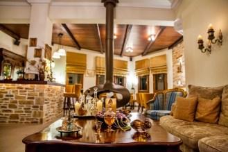 LIONS NINE LOBBY DRINK-pelion hotel