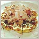 大阪燒餅 Okonomiyaki