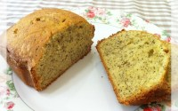 伯爵茶牛油蛋糕 Earl Grey Butter Pound Cake