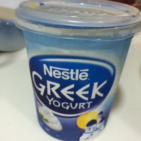 nestle greek yogurt