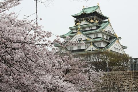 2012大阪城