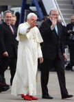 Pope Benedict XVI Arrives In Australia For World Youth Day 08