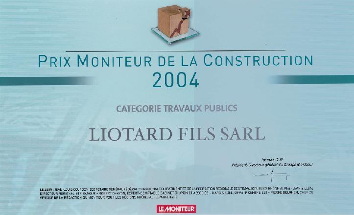 Prix Moniteur
