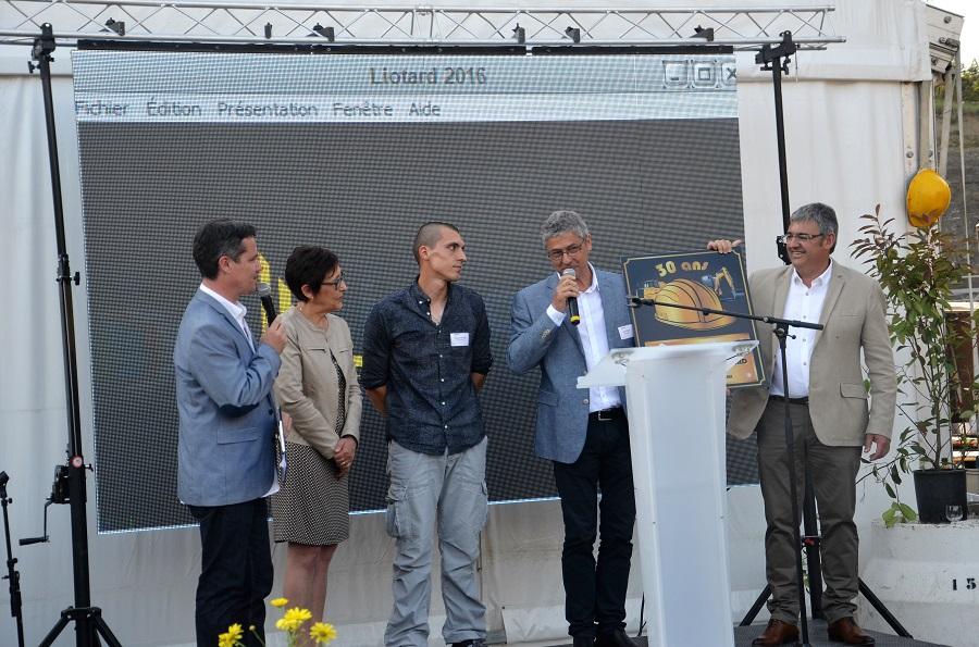 30 ans Liotard TP Casque d'or