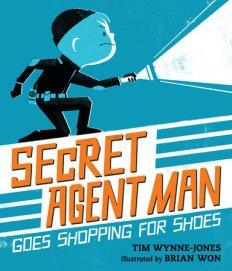 secret agent man shoes