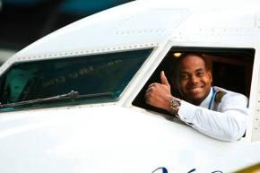 Reduceri la biletele de avion de la Tarom