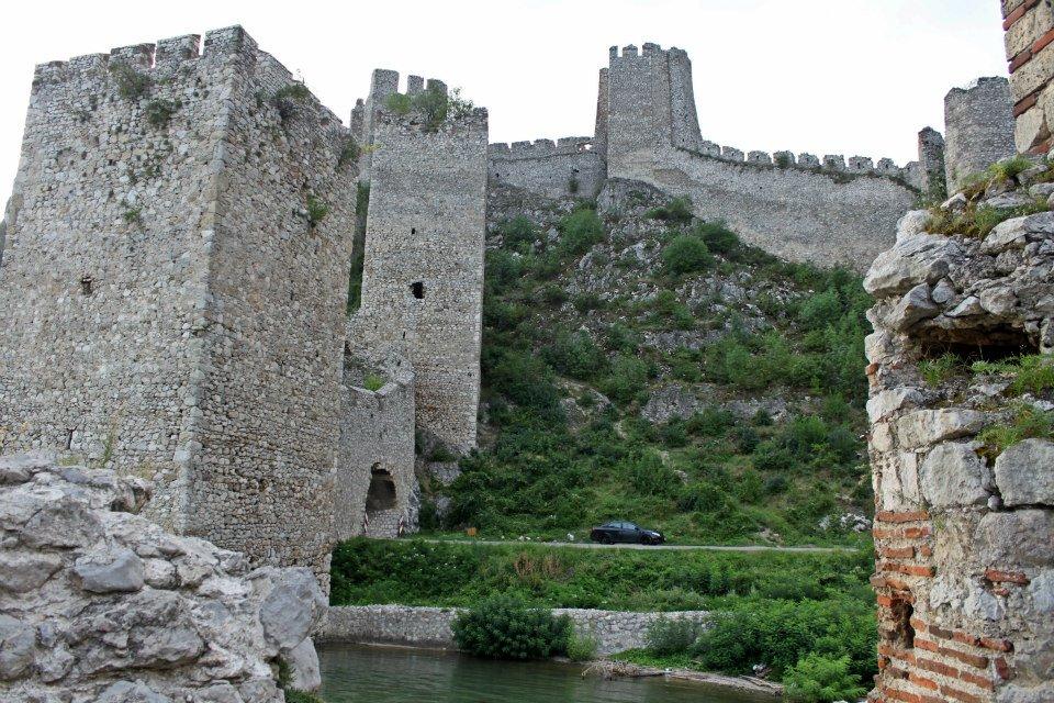 Cetatea Golubac 3