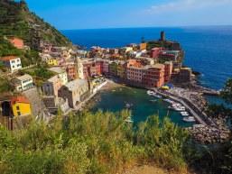 Traseu Monterosso – Vernazza