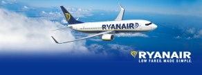 Bază Ryanair la Timișoara (2 zboruri zilnice spre București)