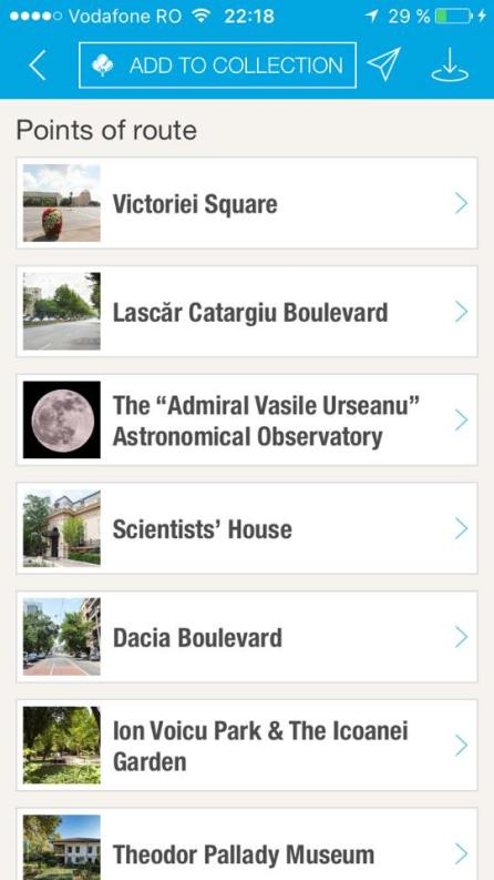 Bucharest City App review 1