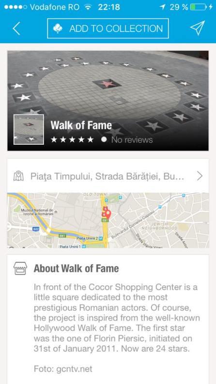 Bucharest City App review 2