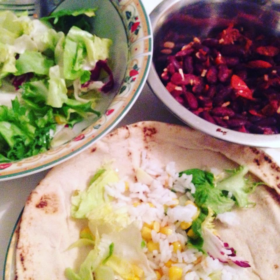 burrito vegetarian 4