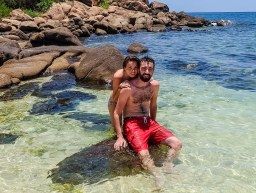 Traveling couples – positive aspects from traveling the world together