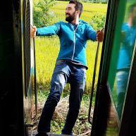 Vlog de călătorie – cu trenul în Myanamar #calatoriinecenzurate