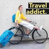 Povestim despre bagajul de călătorie și câștigi un troler de la ZiP UP