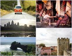 Cinci destinații pentru 2017