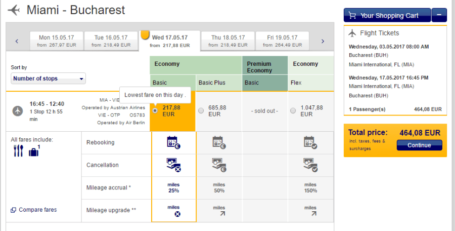 promoție-Lufthansa-Miami-464-de-euro