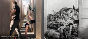 Despre selfie-uri la memoriale (yolocaust)