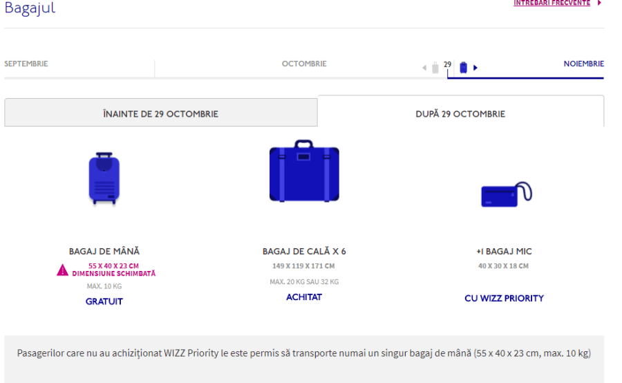 politica-bagajului-de-mână-la-Wizz-Air-29-octombrie