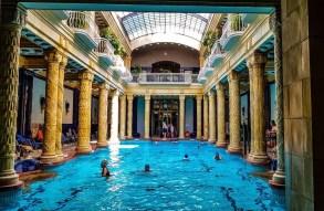 Ghid pentru băile turcești din Budapesta