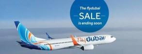 Promoție Fly Dubai 50% reducere la toate zborurile