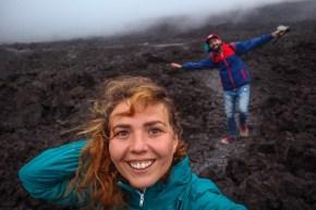 Ce poți face în apropiere de Antigua? Urcare pe vulcanul Pacaya