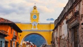 La pas prin Antigua, Guatemala. Ghid de călătorie