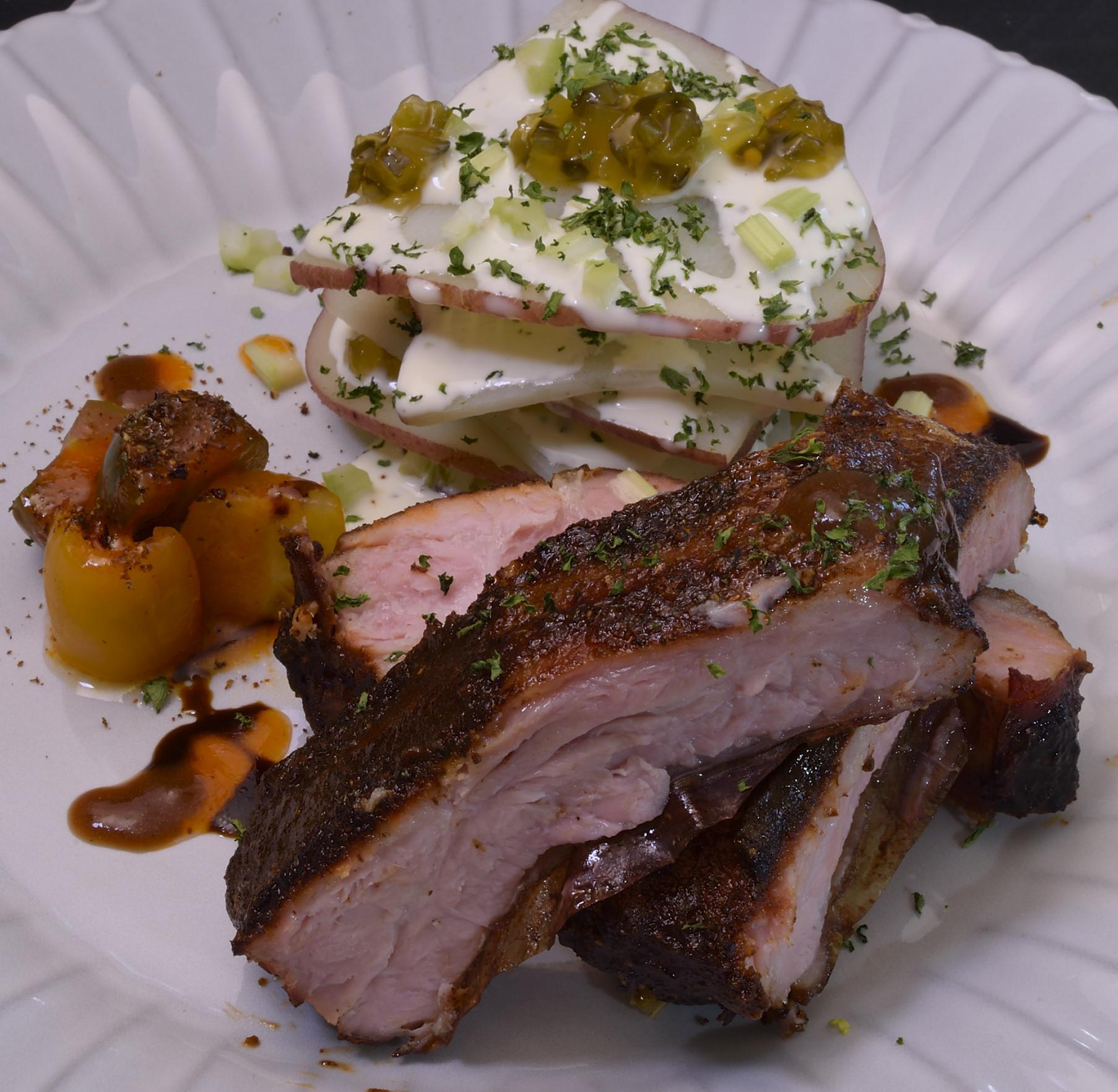 Sous Vide: Baby Back Pork Ribs 2020. BBQ Style – LIPAVI