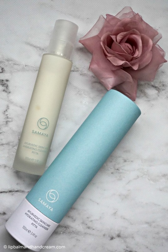 Samaya pitta hydrating cleanser