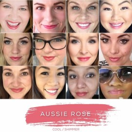 Aussie Rose - One left! In stock now! Distributor ID 334027