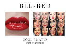 Blu-Red - In stock now Distributor ID 334027